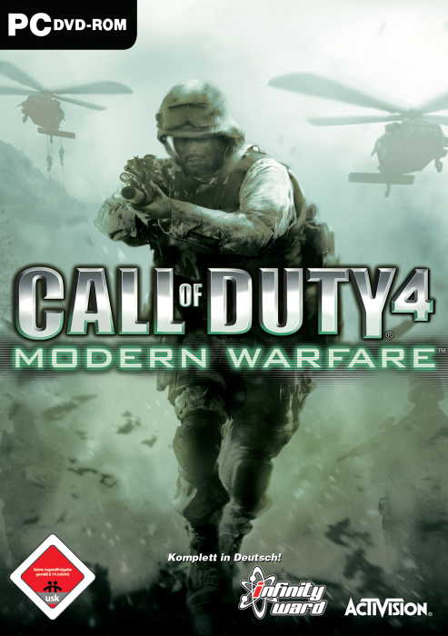 Call of Duty 4: Modern Warfare FULL Zamunda Torrent HIZLI Torrent indir Download